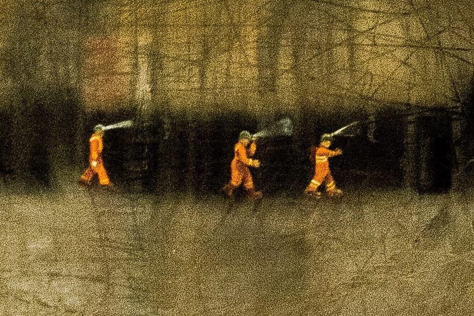 Leaf Erikson - Hidden Herd