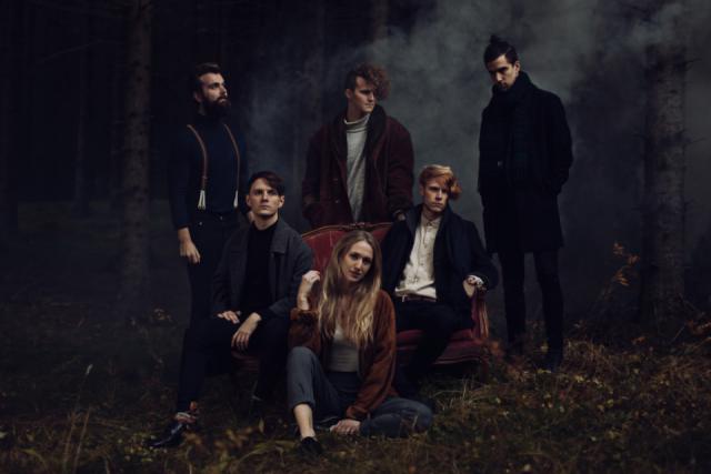 Photo of RÅNDA featured on Hidden Herd new music blog