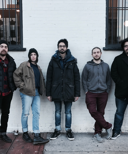 Photo of Analog Candle featured on Hidden Herd new music blog