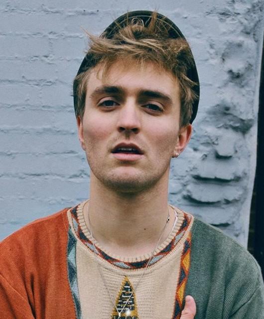 Photo of Martin Luke Brown featured on Hidden Herd new music blog