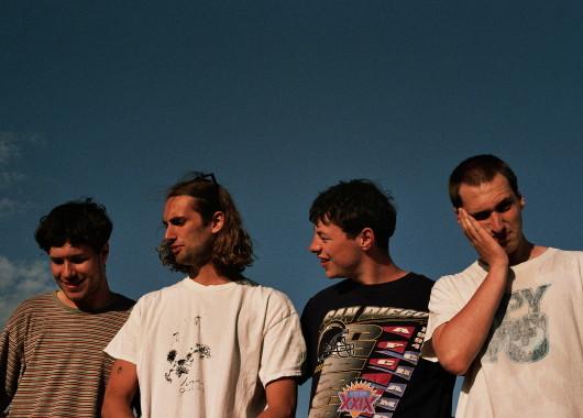 Photo of Beachtape featured on Hidden Herd new music blog