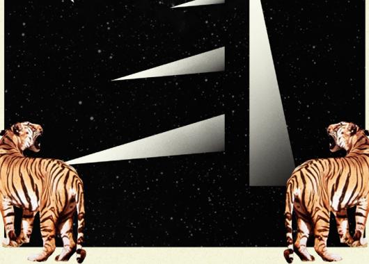Photo of Gold Fir featured on Hidden Herd new music blog
