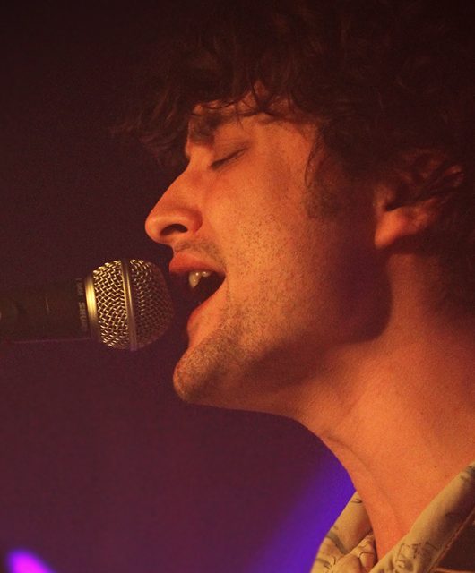 Photo of Flyte featured on Hidden Herd new music blog