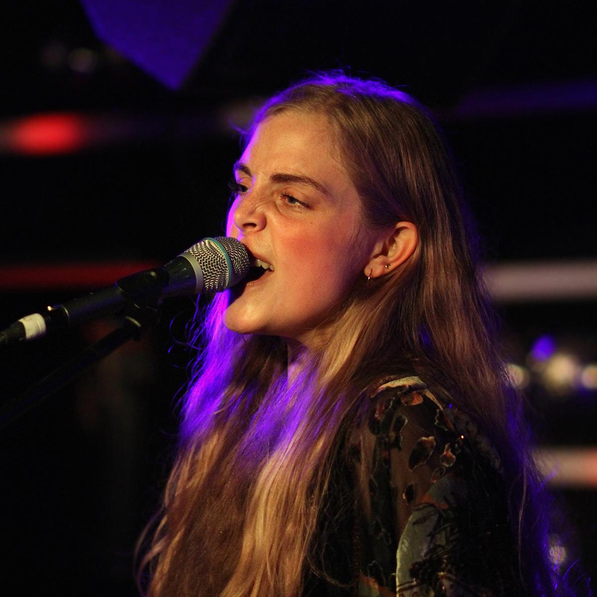 Photo of MarthaGunn featured on Hidden Herd new music blog