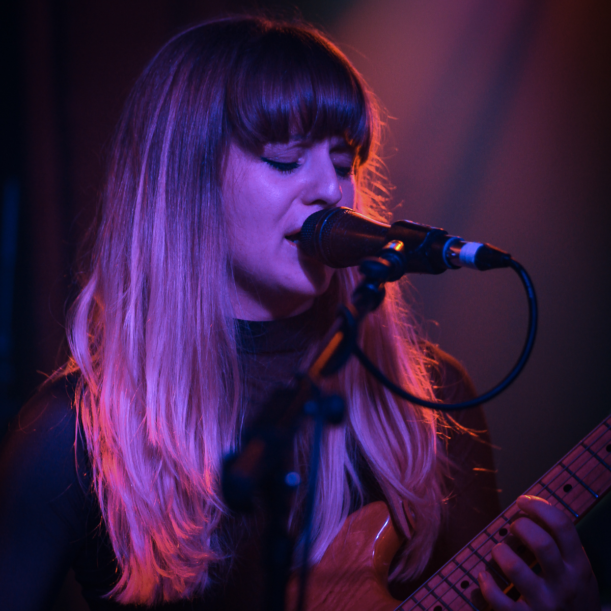 Thyla playing BLOGTOBER at The Finsbury in London on 14.10.17