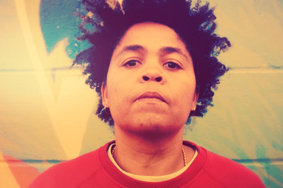 Photo of Rina Mushonga featured on Hidden Herd new music blog
