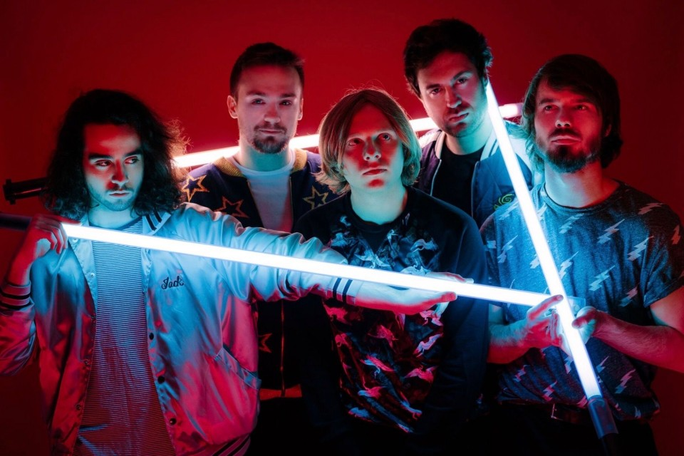 Photo of The Lightning Year featured on Hidden Herd new music blog